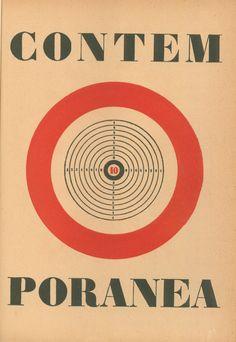 Magazine, 1924. Unknown designer.