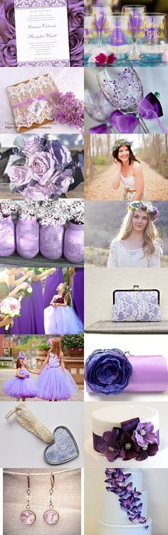 Lilac wedding themed treasury by Nessa Lopez on Etsy--Pinned with TreasuryPin.com