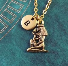 Cleopatra Necklace Egyptian Necklace Custom Necklace Personalized Necklace Engraved Necklace Monogram Necklace, Gold Necklace by MetalSpeak on Etsy https://www.etsy.com/listing/204071585/cleopatra-necklace-egyptian-necklace
