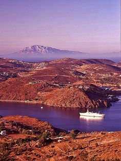Patmos - so sacred! Unbelievable or would that be Believable! Beautiful Islands, Beautiful Places, Go Greek, Greece Islands, Visit Italy, Greece Travel, Santorini, Places To Go, Around The Worlds