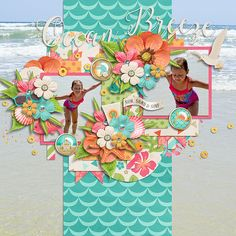 Beachy Keen by Studio Flergs http://www.sweetshoppedesigns.com/sweetshoppe/product.php?productid=34253&cat=820&page=1 Moments & Memories Freebie 18. by Tinci Designs