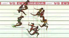 La jamaicana Fisher-Pryce gana en la final de 100 metros