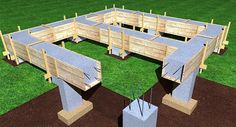 Pier foundation – definition, principles of device and construction tips