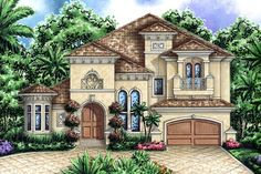 Houseplan 1018-00063