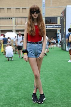 Style Sónar - 2014 Vintage, Style, Fashion, Swag, Moda, Fashion Styles, Vintage Comics, Fashion Illustrations, Outfits