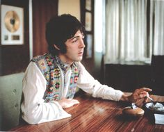 Paul McCartney's Granny Square Vest.