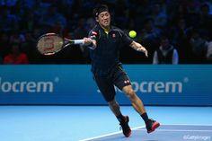 錦織がジョコビッチと対戦、第1セットは6-1でジョコビッチ [ATPファイナルズ]|ATP(男子ツアー)|ニュース|THE TENNIS DAILY