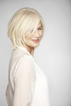 40 Flattering Haircuts For Every Age   Health, Beauty, Fashion, Love, Careers and more - MORE Magazine