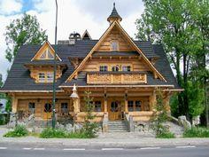 Zakopane - my wedding party location:-)