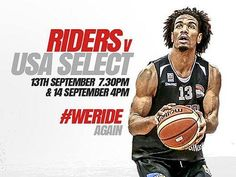 Tickets to Leicester Riders v USA Select Basketball Games at Loughborough, £9, Save 25% https://twitter.com/AmaznNottingham/status/507574208709533698