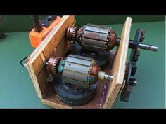 Overunity free energy generator - YouTube
