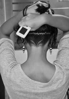 ... my next haircut will be more nape undercut undercut design shaved nape