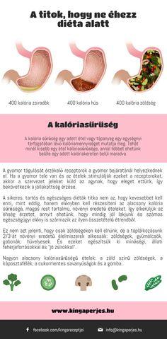 A titok, hogy ne éhezz diéta alatt   www.kingaperjes.hu