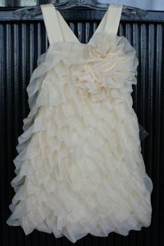 Cach Cach Buttercream Frosting Dress
