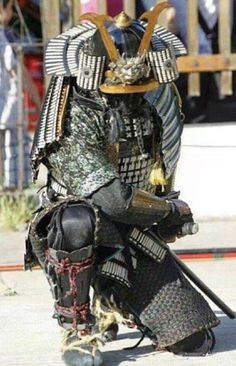 Samurai Warrior Full Armor.