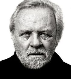 Anthony Hopkins by Andy Gott