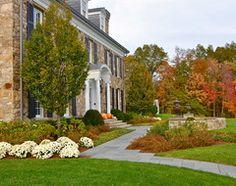 Great #Garden Combo: A #Fall #Landscape Scene That Lasts - via @Houzz