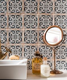 Archivo™ Bakula Tile Love love love these! Whole range is great and on sale