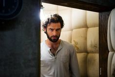 New TMI City of Bones still featuring Luke (Aidan Turner)