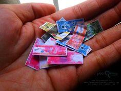 barbie doll 1/6 printables | dollhouse # playscale 1 6 1 12 # play money # miniature # printable ...
