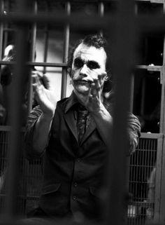 Batman, The dark knight (Heath Ledger) Der Joker, Heath Ledger Joker, Joker Art, Joker And Harley Quinn, Joker Dark Knight, The Dark Knight Trilogy, Jack Nicholson, All Jokers, Harley Queen