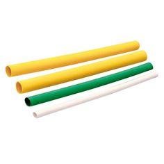 Schutzschlauch-Set - Draht - Speckstein, Holz, Styrodur, Draht, Metall - Sortiment