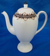 Wedgwood MEDICI Coffee Pot Unused