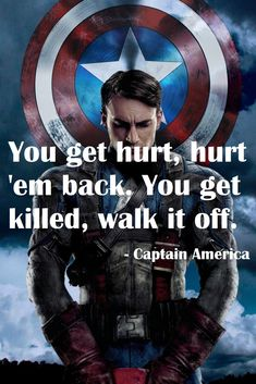 21 Best Leadership quotes from Captain America