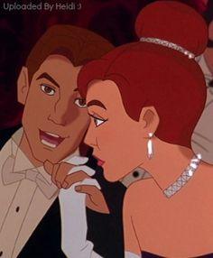 *DIMITRI & ANASTASIA ~ Anastasia, 1997