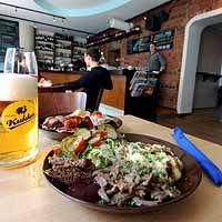 My favourite pub. Gastropub Nordic, Tampere, Finland