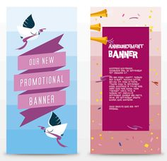 creative roll up banners - Google Search
