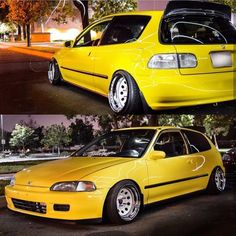 21 отметок «Нравится», 1 комментариев — H24SEVN JAMAICA! (@h24sevn) в Instagram: «Deep Dishes! Yellow Body!  ______ Owner : @chiiino_eg Team : Location: Media Credit : ...........…»