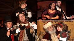 """""""Great Dickens Christmas Fair"""" @ Cow Palace (Daly City, CA)"""