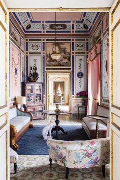 The most romantic villa in Sicily - Villa Valguarnera, Bagheria (Condé Nast Traveller)