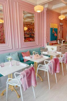 The Ultimate Toronto Travel Guide Bakery Decor, Bakery Interior, Pub Decor, Cake Shop Interior, Coffee Cafe Interior, Cake Shop Design, Coffee Shop Design, Cafe Design, Design Design