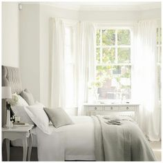 More grey and white bedding xx