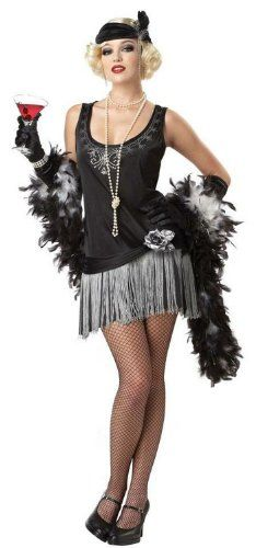 flapper girl...one of these days...