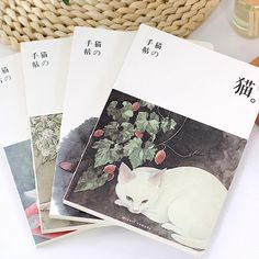 Cute Cat notebook A5 size 120 sheets diary Japanese zakka book Stationery Office accessories School supplies F865-in Notebooks from Office & School Supplies on Aliexpress.com   Alibaba Group