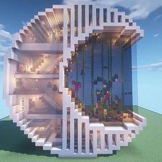 Minecraft Building Designs, Minecraft House Plans, Minecraft Farm, Minecraft Mansion, Minecraft Cottage, Minecraft Interior Design, Cute Minecraft Houses, Minecraft Castle, Amazing Minecraft