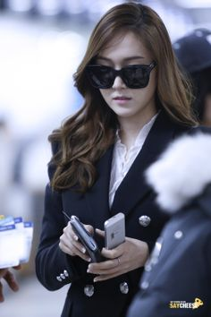 SNSD Jessica Girls Generation Airport 030114