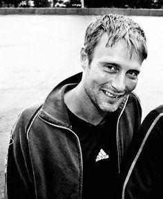 #Danish actor and former professional dancer Mads Mikkelsen (b. 1965).