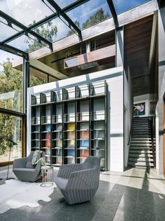 Fall House by Fougeron Architects
