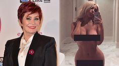 Sharon Osbourne Shares Own Naked Selfie Inspired by Kim...: Sharon Osbourne Shares Own Naked Selfie Inspired by Kim… #KimKardashian