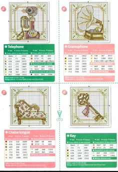 Gallery.ru / Фото #21 - Cross Stitch Crazy 166 август 2012 + приложение Free Вest of - tymannost