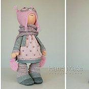 Bonecas e brinquedos artesanais.  Feira dos Mestres - PASSARINHO PINK artesanal ....  Handmade.