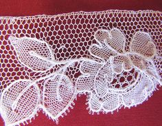 Bobbin Lacemaking, Passementerie, Point Lace, Needle Lace, Modern Traditional, Lace Making, Lace Flowers, Bayeux, Vintage Lace