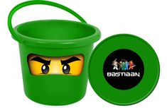 Ninjago Party bucket