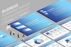 Business Powerpoint Template vol.16 by Lunik Studio on @creativemarket
