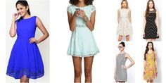 """Skater Dresses"" Awesome list on #dresses #sleeveless by @garimalsr #fashion"
