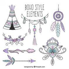 Image result for boho art